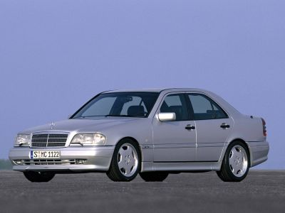 Каркасные шторки на Mercedes-Benz C-klasse 1 W202 (с 1993 по 2000)
