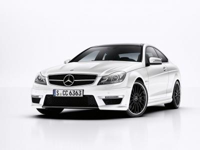 Каркасные шторки на Mercedes-Benz C-klasse 3 C204 (Купе, 3-дв., с 2011 по н.в.)