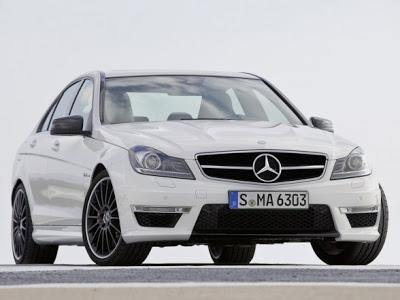 Каркасные шторки на Mercedes-Benz C-klasse 3 W204 (с 2007 по н.в.)