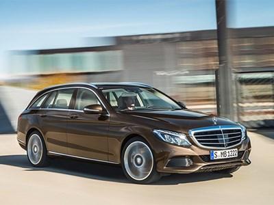 Каркасные шторки на Mercedes-Benz C-klasse 4 S205 (с 2014 по н.в.)