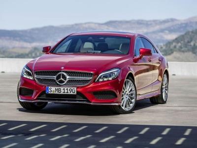 Каркасные шторки на Mercedes-Benz CLS C218 (Лифтбэк, 4-дв., с 2011 по н.в.)