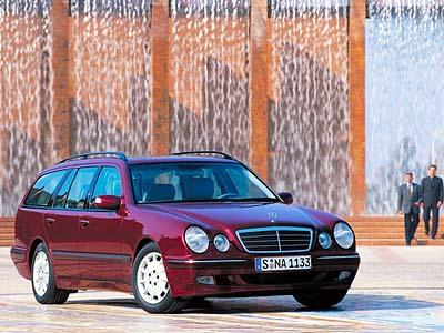 Каркасные шторки на Mercedes-Benz E-klasse S210 (с 1995 по 2002)