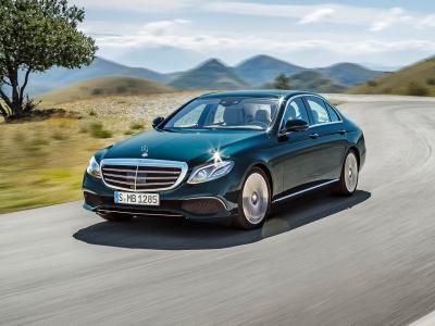 Каркасные шторки на Mercedes-Benz E-klasse W213 (с 2016 по н.в.)