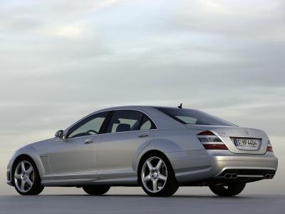 Каркасные шторки на Mercedes-Benz S-klasse W221 (с 2005 по 2013)