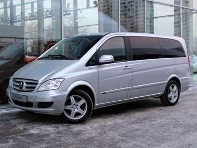 Каркасные шторки на Mercedes-Benz Viano W639 открываются однаЗБ (Минивэн, 4-дв., с 2010 по н.в.)