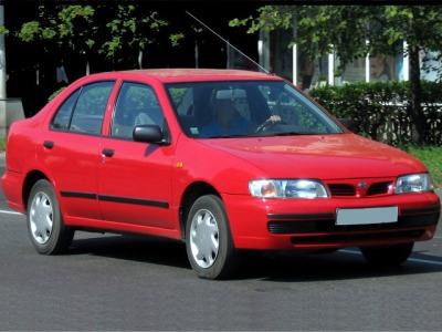 Каркасные шторки на Nissan Almera 1 N15 (с 1995 по 2000)