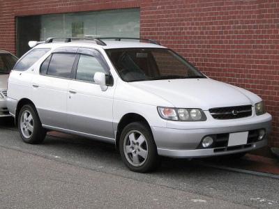 Каркасные шторки на Nissan Altra EV (с 1998 по 2002)