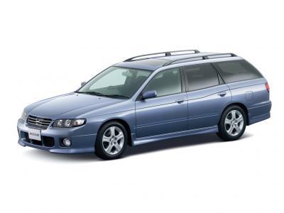 Каркасные шторки на Nissan Avenir W11 (Универсал, -дв., с 1998 по 2005)