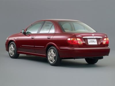 Каркасные шторки на Nissan Bluebird Sylphy G10 (с 2000 по 2005)