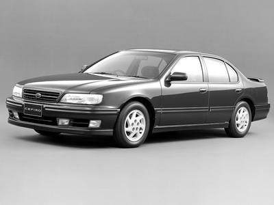 Каркасные шторки на Nissan Cefiro A32 (с 1994 по 1998)
