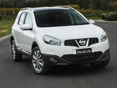 Каркасные шторки на Nissan Dualis Plus 2 (с 2010 по н.в.)