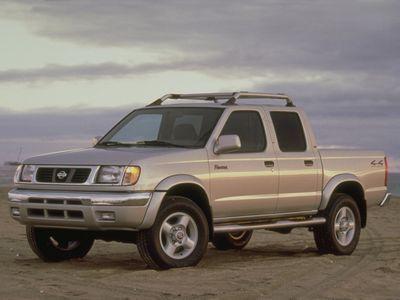 Каркасные шторки на Nissan Frontier D22 (Пикап, 4-дв., с 2001 по 2005)