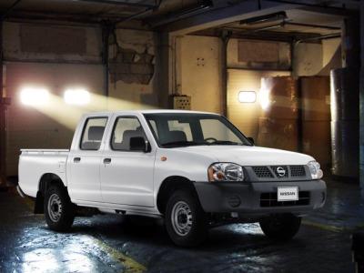 Каркасные шторки на Nissan Hardbody D22 (Пикап, 4-дв., с 2002 по 2008)