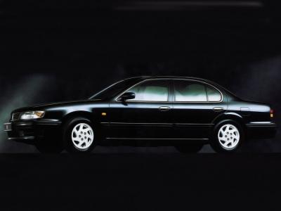 Каркасные шторки на Nissan Maxima 4 A32 (с 1994 по 2000)