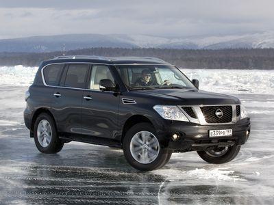 Каркасные шторки на Nissan Patrol 6 Y62 (с 2010 по н.в.)