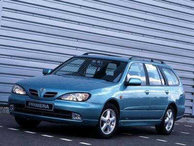 Каркасные шторки на Nissan Primera 2 P11 (с 1995 по 2002)