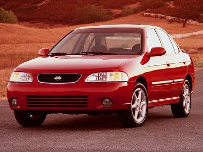 Каркасные шторки на Nissan Sentra B15 (с 1999 по 2006)