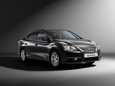 Каркасные шторки на Nissan Sentra B17 (с 2012 по н.в.)