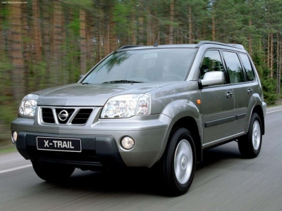 Каркасные шторки на Nissan X-Trail 1 (с 2000 по 2007)