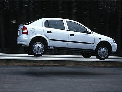 Каркасные шторки на Opel Astra G (5-дв., с 1998 по 2004)