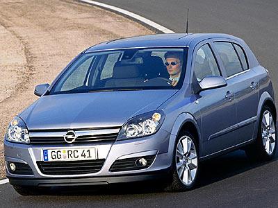 Каркасные шторки на Opel Astra H (5-дв., с 2004 по н.в.)