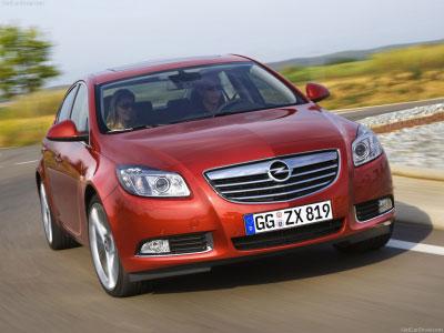 Каркасные шторки на Opel Insignia (с 2008 по н.в.)