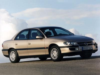 Каркасные шторки на Opel Omega B (с 1994 по 2003)