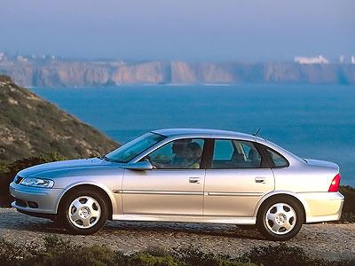 Каркасные шторки на Opel Vectra 2 B (с 1995 по 2002)