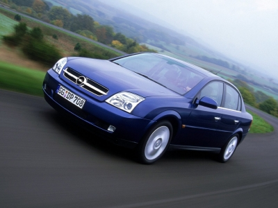 Каркасные шторки на Opel Vectra C (с 2002 по 2008)