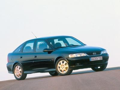 Каркасные шторки на Opel Vectra 2 B (5-дв., с 1995 по 2002)