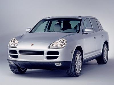 Каркасные шторки на Porsche Cayenne 2 957 (с 2007 по 2010)