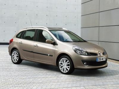 Каркасные шторки на Renault Clio (с 2005 по 2012)