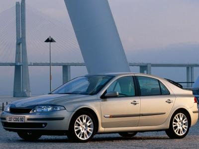 Каркасные шторки на Renault Laguna 2 (5-дв., с 2000 по 2007)