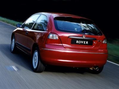Каркасные шторки на Rover 25 (3-дв., с 1999 по 2004)