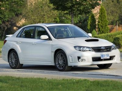 Каркасные шторки на Subaru Impreza 4 (с 2011 по н.в.)