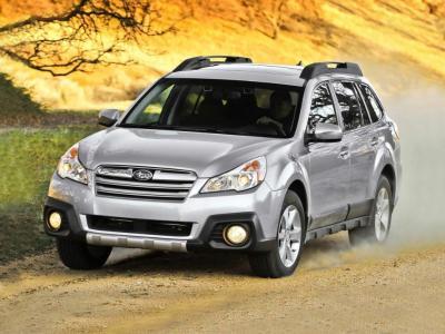 Каркасные шторки на Subaru Outback 5 (с 2014 по н.в.)