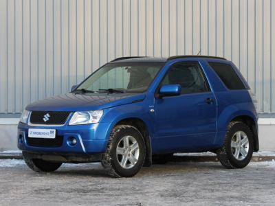 Каркасные шторки на Suzuki Grand Vitara 2 (Внедорожник, 3-дв., с 2005 по н.в.)