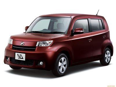 Каркасные шторки на Toyota bB 2 (5-дв., с 2005 по н.в.)