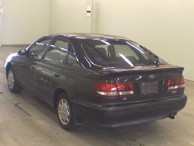 Каркасные шторки на Toyota Carina E (Corona SF) AT190 (с 1992 по 1996)