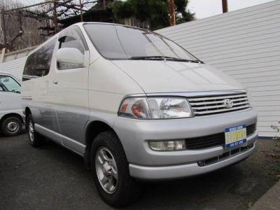 Каркасные шторки на Toyota Hiace Regius (4-дв., с 1997 по 1999)