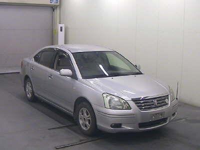 Каркасные шторки на Toyota Premio T240 (с 2001 по 2007)