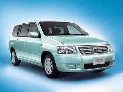 Каркасные шторки на Toyota Succeed (с 2002 по н.в.)