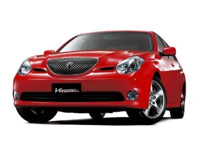 Каркасные шторки на Toyota Verossa правый руль (с 2001 по 2004)