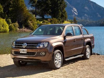 Каркасные шторки на Volkswagen Amarok (Пикап, 4-дв., с 2008 по н.в.)