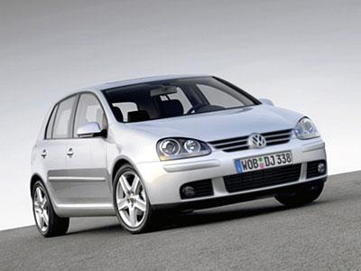 Каркасные шторки на Volkswagen Golf 5 (5-дв., с 2003 по 2008)