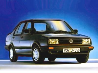 Каркасные шторки на Volkswagen Jetta 2 (с 1984 по 1992)