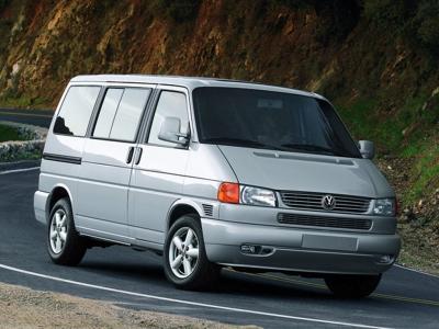 Каркасные шторки на Volkswagen Multivan T4 (Минивэн, 4-дв., с 1996 по 2003)