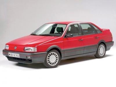 Каркасные шторки на Volkswagen Passat B3 (1988 - 1993)