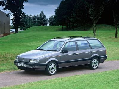 Каркасные шторки на Volkswagen Passat B3 универсал (1988 - 1993)