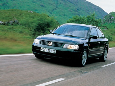 Каркасные шторки на Volkswagen Passat B5 (1996 - 2000)